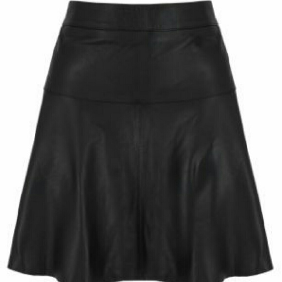 67 banana republic dresses skirts leather banana