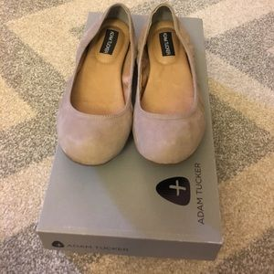 Adam Tucker Shoes - Adam Tucker Tabby Ash Ballet Flats
