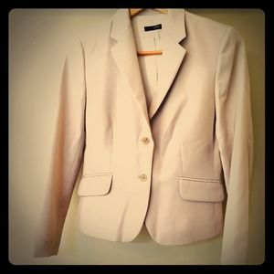 Jcrew Blazer - light sand , petite 4
