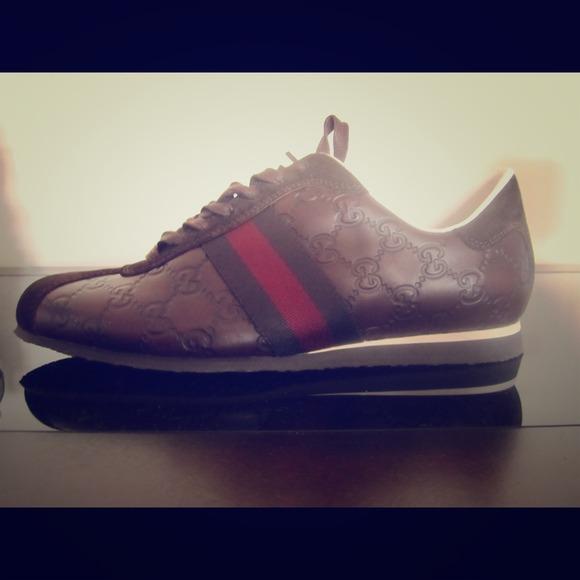 acec1e61ffddb Gucci monogram sneakers