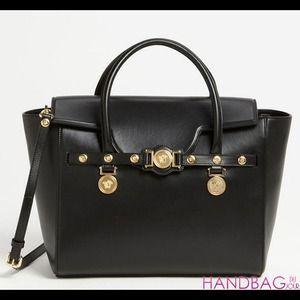 63d14edf1c Versace Bags - Versace medusa handbag
