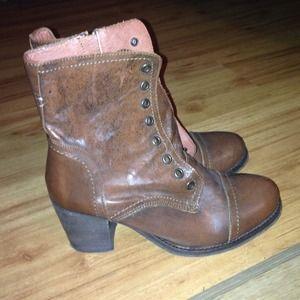 """Steve Madden """"Granny Boot"""""""