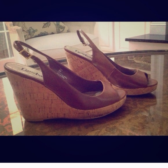 77 lime light shoes cork wedges lime light from