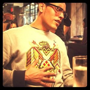 Handmade Indian inspired Sweater (unisex)