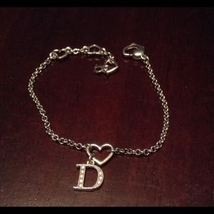 ⭐️Authentic Dior Heart Bracelet⭐️