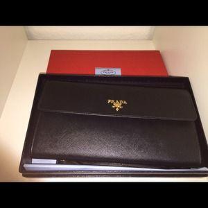 53% off Prada Handbags - Prada madras clutch from Sunny\u0026#39;s closet ...