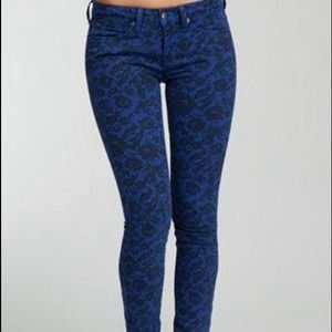 New bebe Lacey jeans