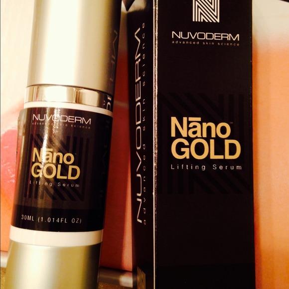 Nano Gold By Nuvoderm Lifting Serum Accessories Nano
