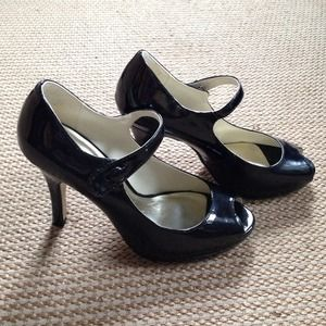 Steve Madden Shoes - Steve Madden Patent Leather Mary Jane Heels