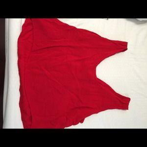 Tops - Red top