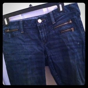 RESERVED BUNDLE FOR @SKYEAUSTIN 2 pair Gap jeans