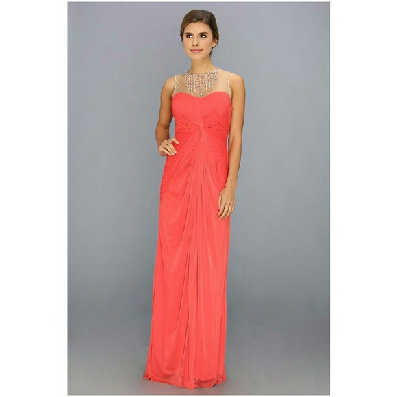 Beaded Gowns Tagged 100 200 The Deco Haus: 50% Off Adrianna Papell Dresses & Skirts
