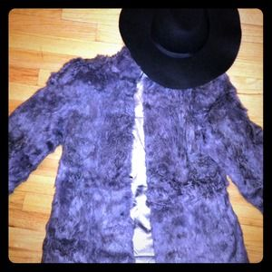 CHANEL Jackets & Blazers - Custom made grey rabbit fur coat *DISCOUNTED*