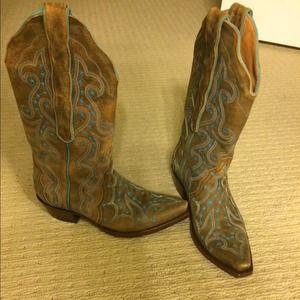 Old Gringo Shoes - Old Gringo - Cowboy Boots - Sz 6.5