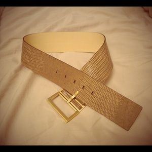 Banana Republic Accessories - BR genuine leather belt