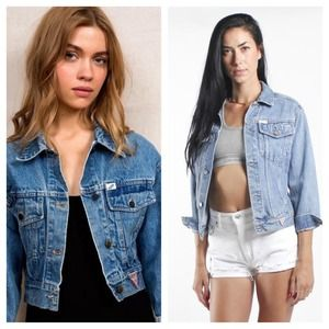 81% off Guess Jackets & Blazers - {SALE!!} Vintage GUESS Jeans ...