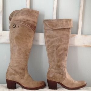 Womens Jane Tall Cuff Boot Frye gKhD7WUq5a