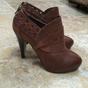 Steven by Steve Madden Booties