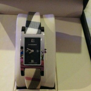 Authentic Burberry Watch for Women's
