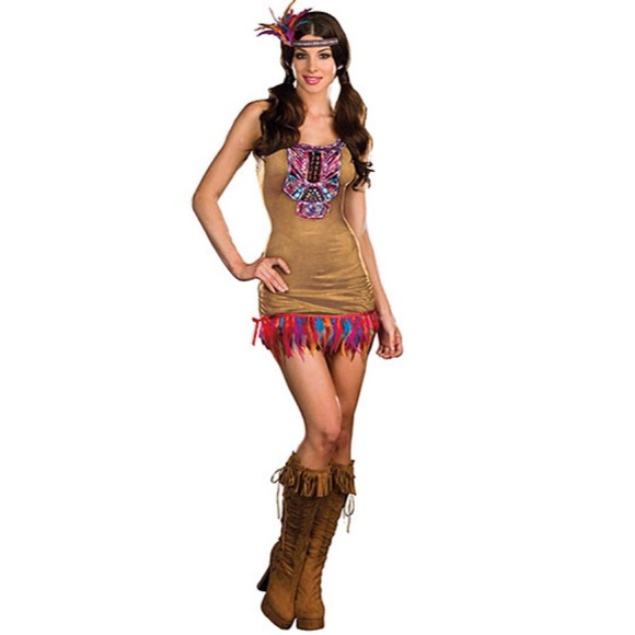How to make a sexy indian costume