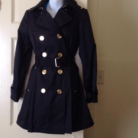 77% off Michael Kors Outerwear - Nice black Michael Kors pea coat