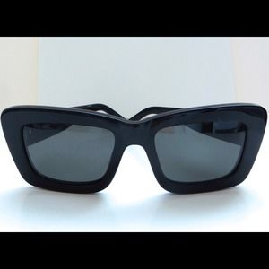 Chloe, CL2145 C01, Black Sunglasses