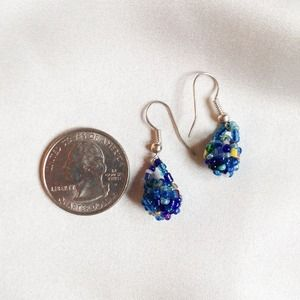 Jewelry - Beaded Earrings from Nepal