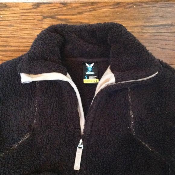 81% off Burton Outerwear - Burton Dryride Deep Pile Fleece Jacket ...