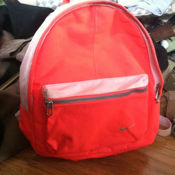 6f38358ac1f Nike Bags   Pink Mini Backpack   Poshmark