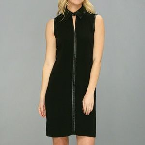 CK Black Shift Dress