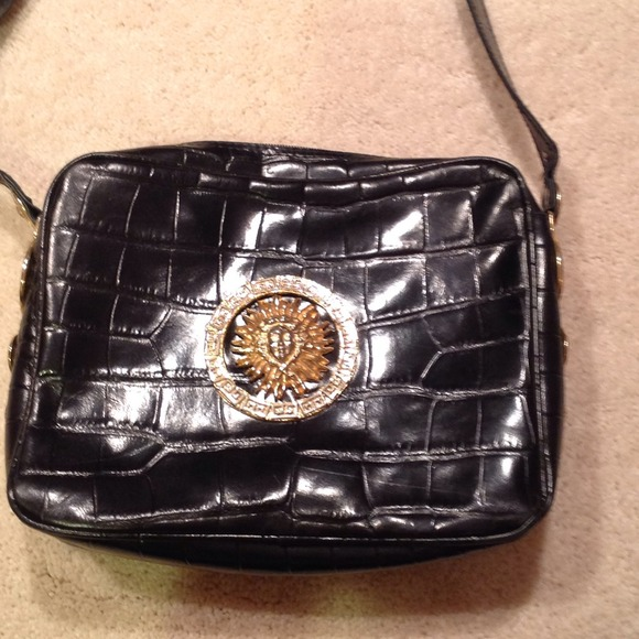 00949cee28 Versace Bags | Authentic Vintage Gianni Handbag | Poshmark