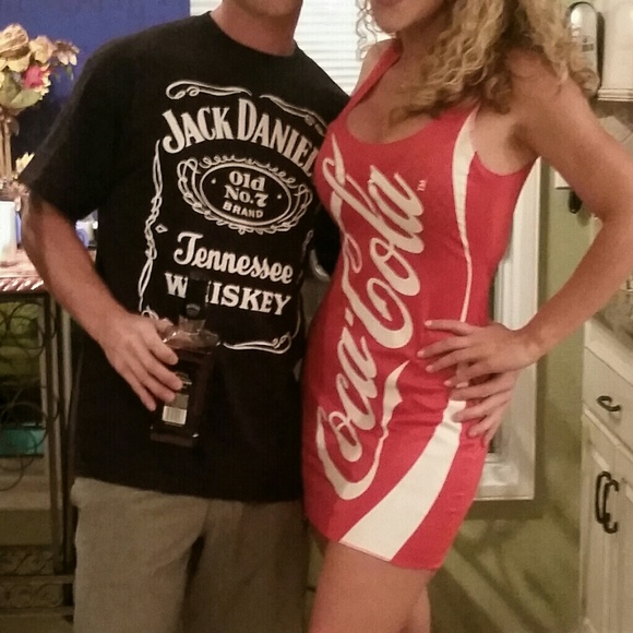 Jack and coke halloween