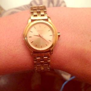 DKNY Rose gold watch