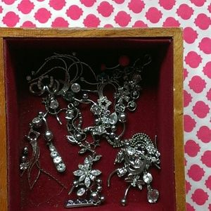 Jewelry - Bundle of belly button rings