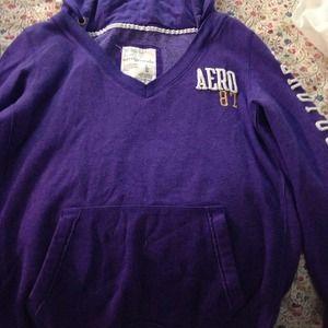 Purple Hoodie!
