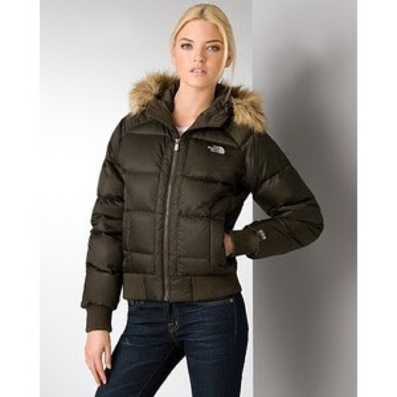 Down Puffer Coat Women