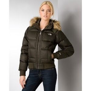 The North Face Jackets   Coats - Women s North Face Down-Filled Puffer  Jacket 8f23047b6