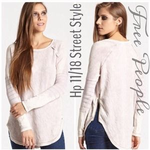 Free People Tops - Free People Bed ofRoses Tunic