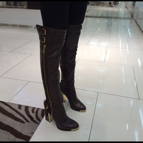 31793ea7c9f Michael Kors Jayla Over the Knee Boots. M 54412ce3bb27a4124506e9ab