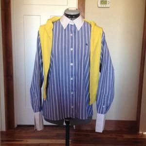 Ralph Lauren Tops - ❤️50% off sale❤️Ralph Lauren  stripe button shirt