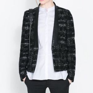Zara Jackets & Blazers - FINAL REDUCTION Zara NWT Collarless Blazer
