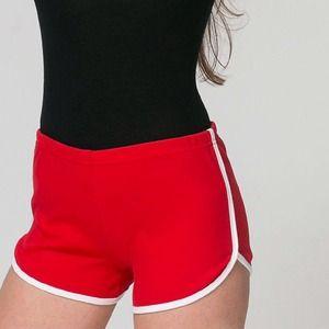 AA Interlock Running Shorts