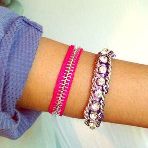 Two Gap bracelets