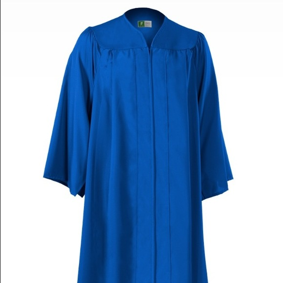 herff jones Tops | Graduation Gown And Cap | Poshmark