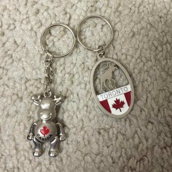 Canada Key chain moose 6ed823e6ccc8