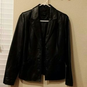 Reduced price leather Jacket