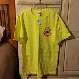 Sharkey's tshirt. NWT.