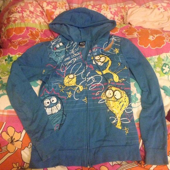 mydeshop Men Lightweight Full Zip Hoodie Hooded Sweatshirt Jacket