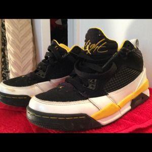 A pair of Jordan