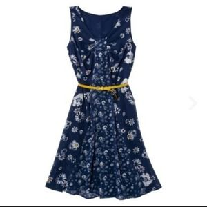 Jason WU for Target Blue Flower Dress
